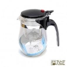 Гун Фу чайник с кнопкой (500 мл)