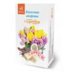 """Кокосовые конфеты с кэробом """"Цветы"""" 105 гр."""